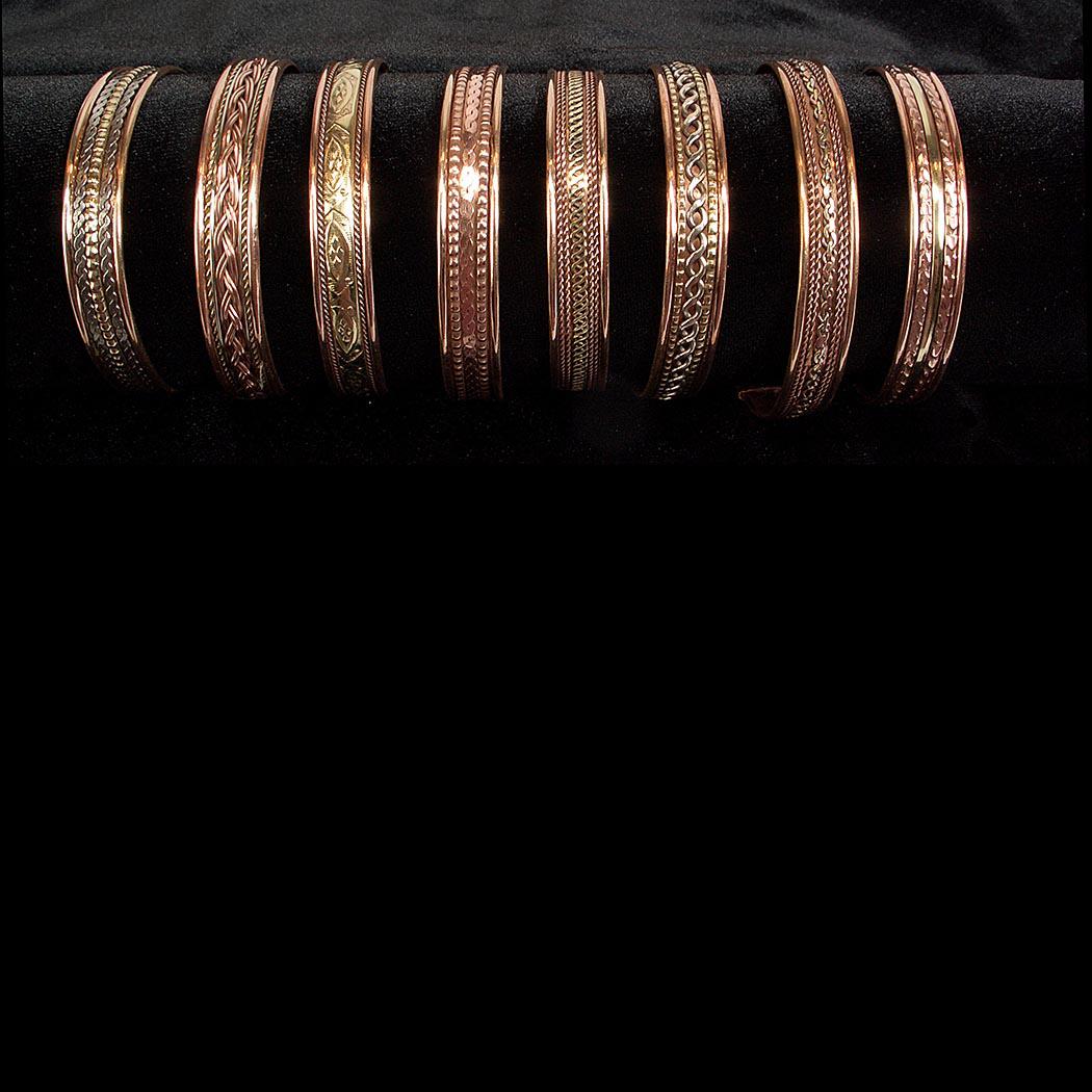 Magnetic Copper Cuff