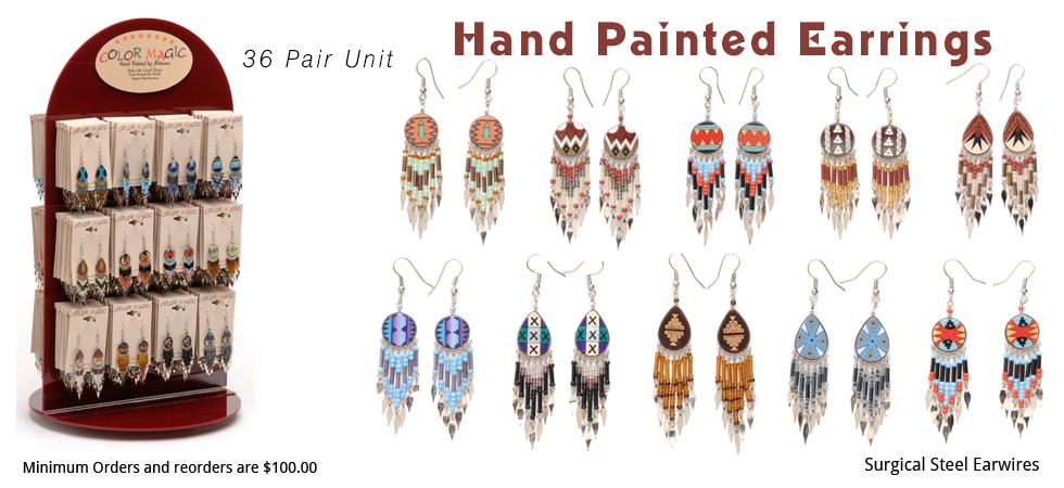 Native American Style Jewelry